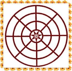 Huna Glückssymbol