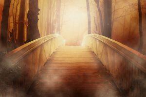 Huna-Vita Licht-Brücke