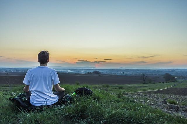 meditation zum glücklich sein